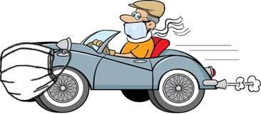 COVID-Mask-on-Car